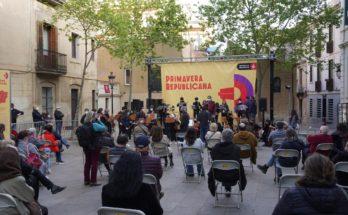 Primavera Republicana a Sarrià